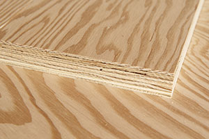 Plywood Seven Ply Layup