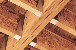 Floor Construction OSB IJoists