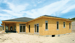 OSB Single Storey Construction
