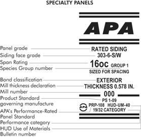 Trademarks & Product Info | APAwood - Europe