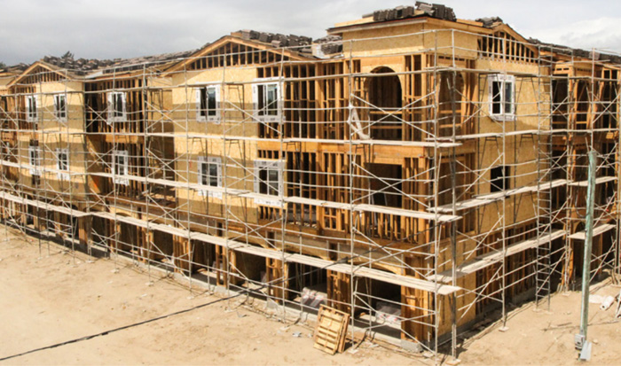 California Apartments Showcase Value Engineering